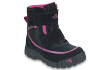 The North Face Girl's Snowcinder GTX tnf black/baroque purple